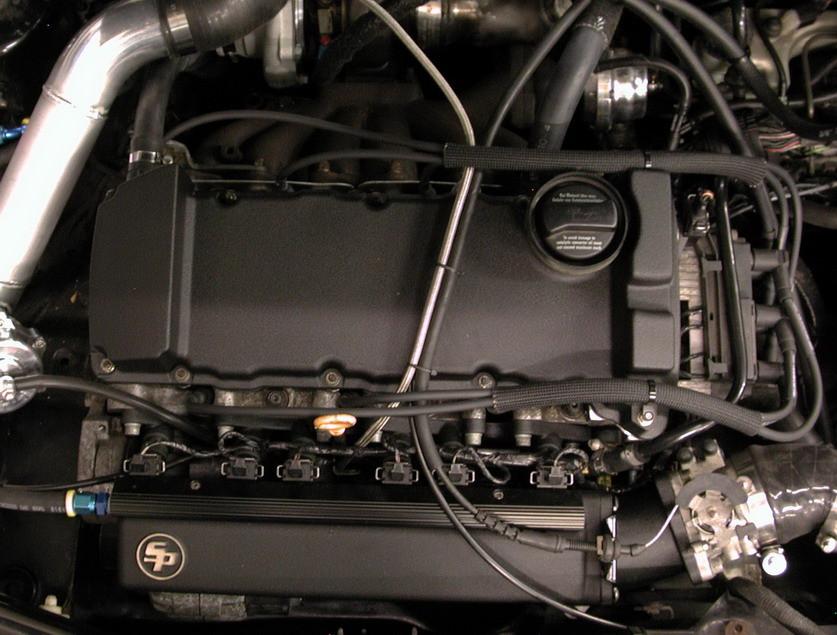 Oil In Coolant >> VR6 Wire Set- Short Runner - Short Runner Intake Manifold ...