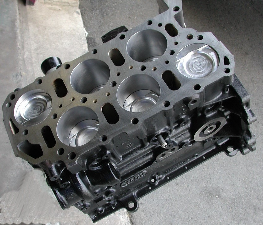 Vr6 Short Block 12v Vr6 Volkswagen