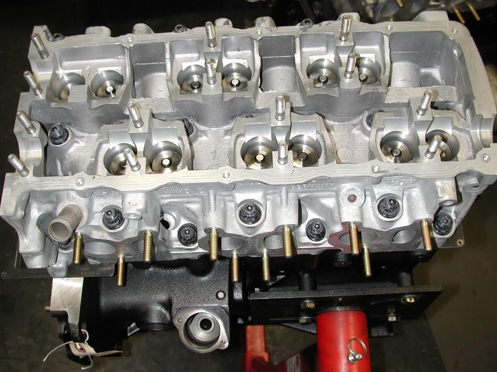 Dscn Resize on Vw Vr6 Engine Block