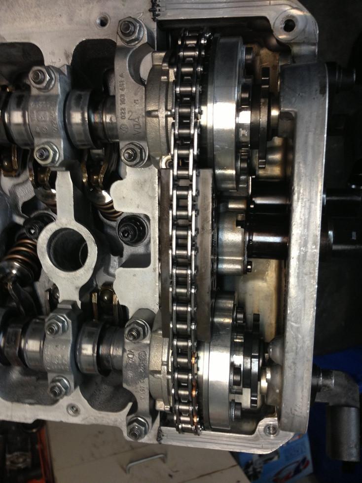 24V VR6 Adjustable Cam Gear Plates - VR6 - Volkswagen