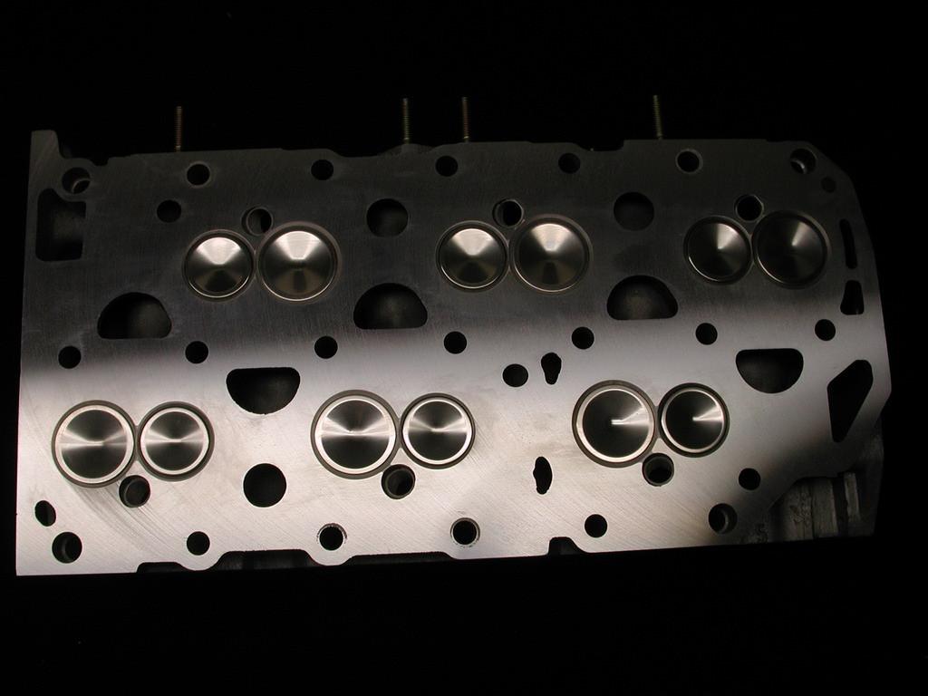 Vr6 12v Cylinder Head 12 Valve Vr6 Volkswagen