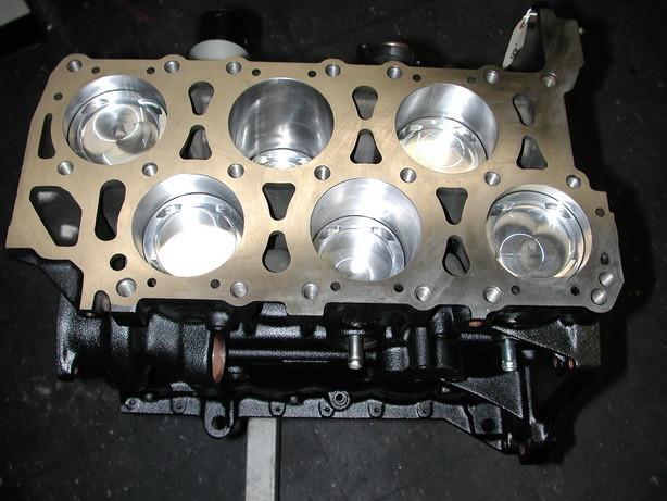 VR6 Short Block - 24V - Engine Rebuild Services