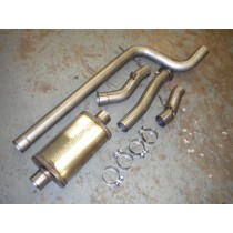 Corrado 3 inch Turbo Exhaust