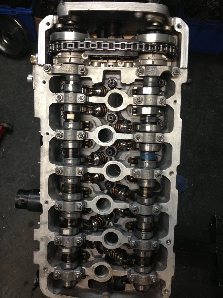24v Vr6 Adjustable Cam Gear Plates - 24 Valve
