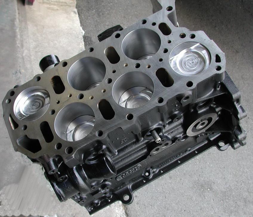 [DIAGRAM_38IS]  VR6 Short Block -12V - VR6 - Volkswagen | Vr6 Engine Diagram |  | vr6parts.com