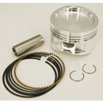 JE Piston Set-Custom- VR6-12V