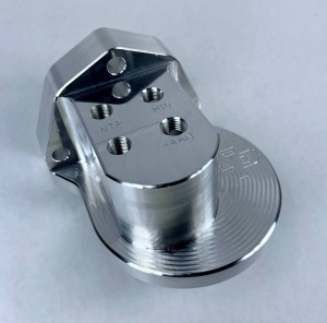 SP 24V VR6 Oil Filter Housing